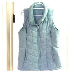 North Face Quilted Vest!